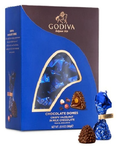 Godiva Chocolate Dome 28P 280G