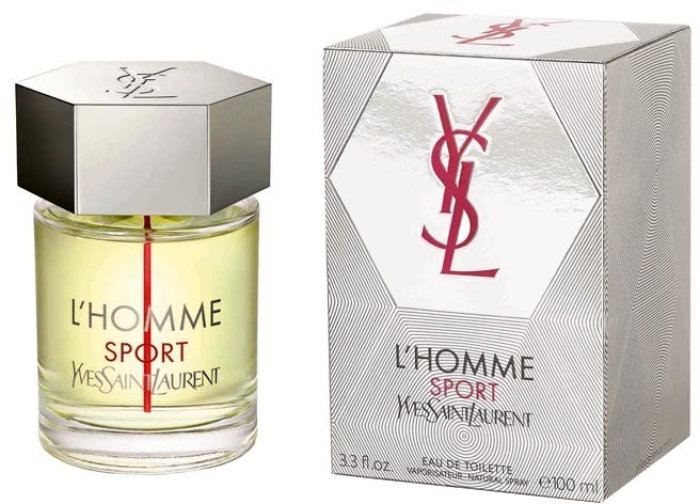 Yves Saint Laurent L'Homme Sport EdT 100ml