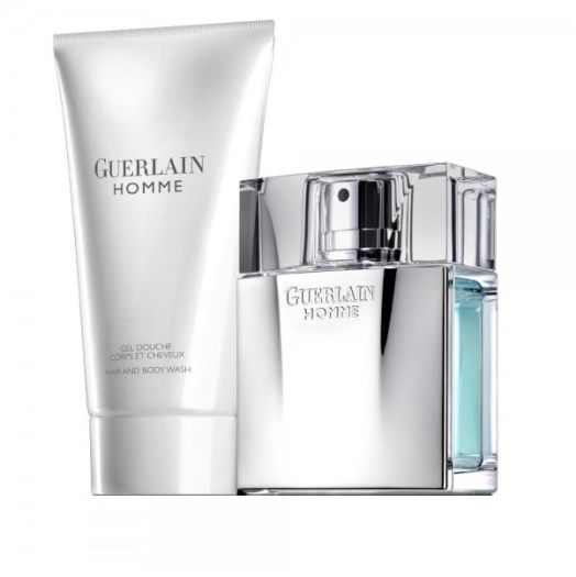 Guerlain Homme Set EdT 80ml + 75ml