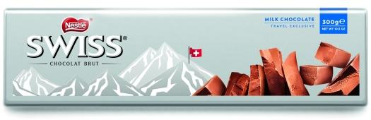 Nestle Swiss Milk Tablet 300g