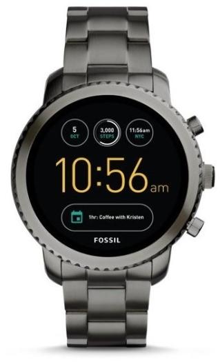 Fossil Gen 3 Smartwatch Q Explorist FTW4001