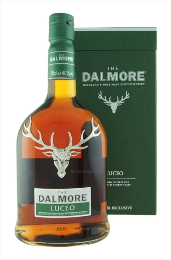 Dalmore Luceo Scotch Whiskey 0.7L