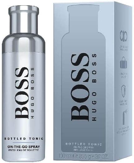 Boss Boss Bottled Tonic Fragrance Spray 99240016868 100ML