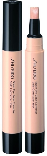 Shiseido Sheer Eye Zone Corrector N102 - Light 3.8ml