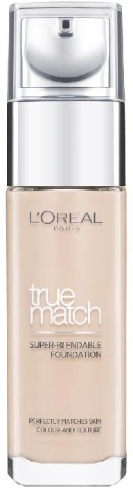 L'Oreal Paris True Match Liquid Foundation N2N Vanilla 30ml