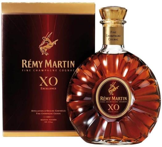 Remy Martin XO Excellence 40% Giftbox 0.35L