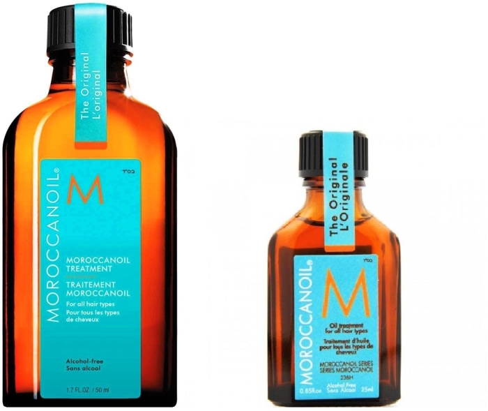 Moroccanoil Hair Treatment Set 50ml+25ml