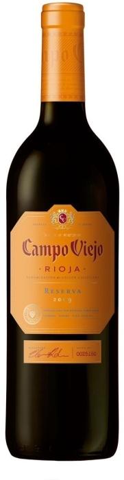 Campo Viejo Reserva Rioja 0.75L