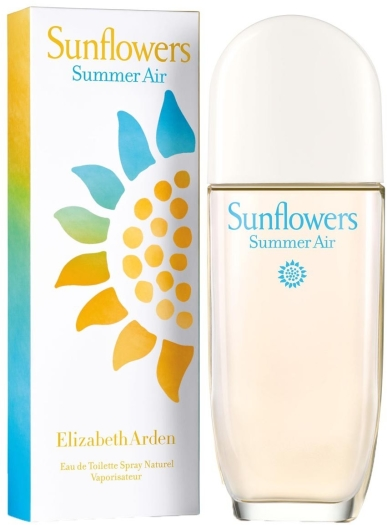 Elizabeth Arden Sunflowers Summer Air EdT 100ml