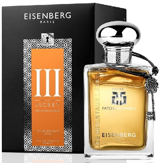 Eisenberg The Latin Orientals Secret N°III Patchouli Noble Eau de Parfum 50ml