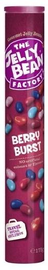 The Jelly Bean Factory Berry Burst Tube 1007279 175 g