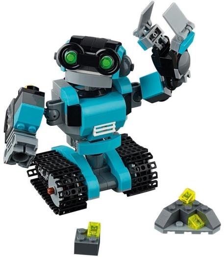 LEGO System AS, line Lego Creator, robo explorer