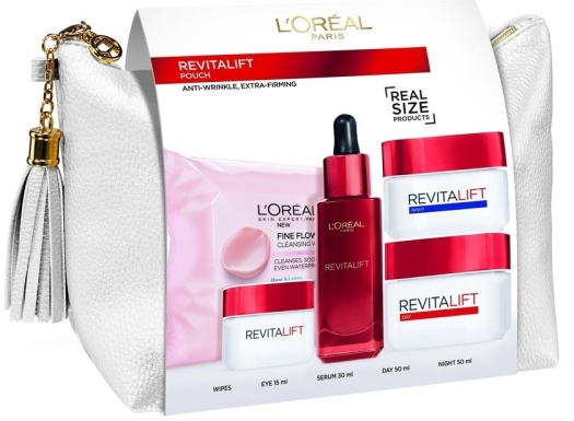 L'Oreal Revitalift Face Care Set 145ml