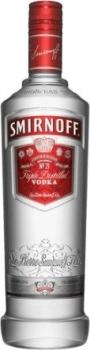 Smirnoff Red Label Vodka 1L