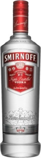 Smirnoff Red Label Vodka 1L