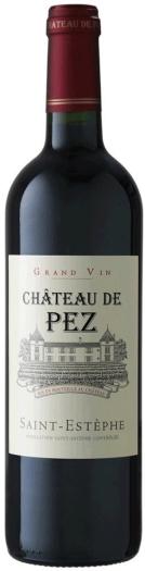 Chateau de Pez Saint Estephe 0.75L