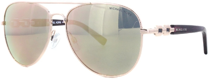 Michael Kors MK1003 1003R5 58 Sunglasses