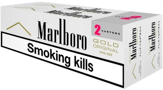 Marlboro GOLD 400