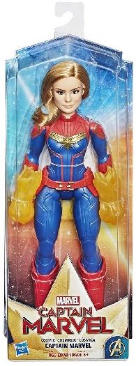 MARVEL Capitan Marvel, plastic toy figurine E4565EU4