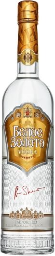 White Gold Vodka 40% 1L