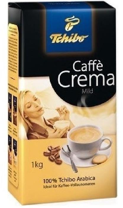 Tchibo Caffe Crema Mild Pleasure 1kg