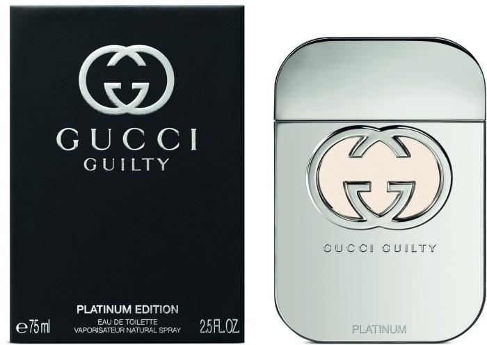 Gucci Guilty Platinum EdT 75ml