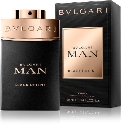 Bvlgari Man in Black Orient Perfume 100ml