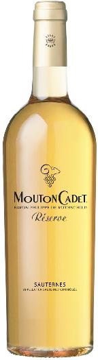 Baron Philippe de Rothschild Reserve Mouton Cadet Sauternes 0.75L