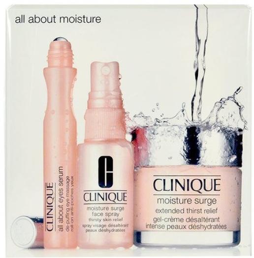 Clinique All About Moisture Set 15ml+30ml+75ml