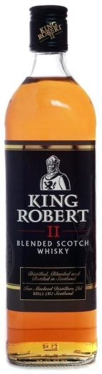 King Robert II Scotch 1.5L