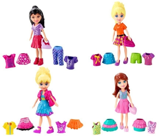Polly Pocket Fashion Pack