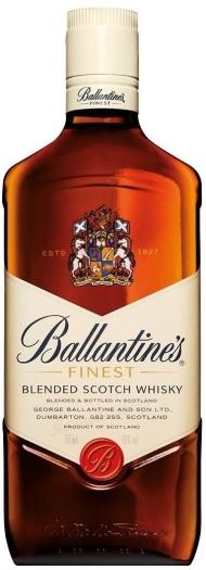 Ballantine's Finest 0.75L
