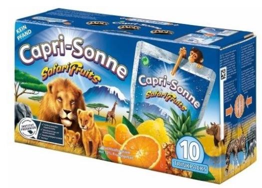 Capri Sonne Safari 10x0.2l