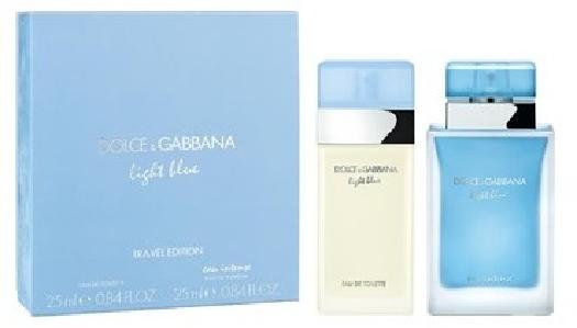 Dolce&Gabbana Light Blue Duo 84752500000 2х30ml