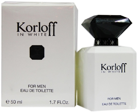 Korloff In White 50ml