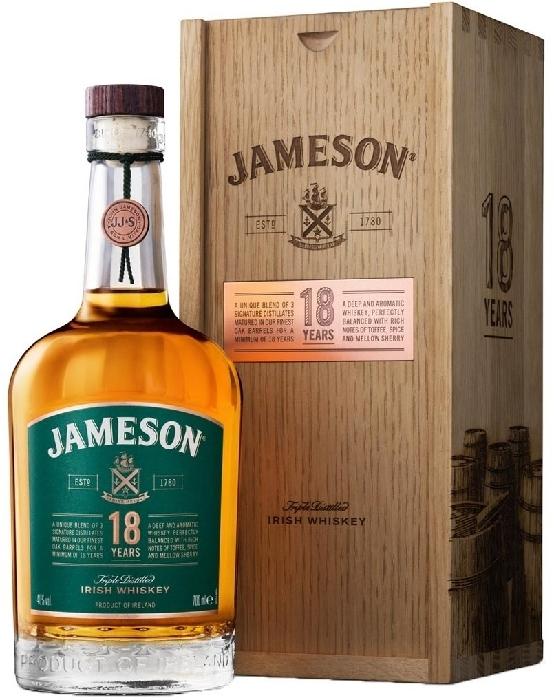 Jameson 18yo 0.7L