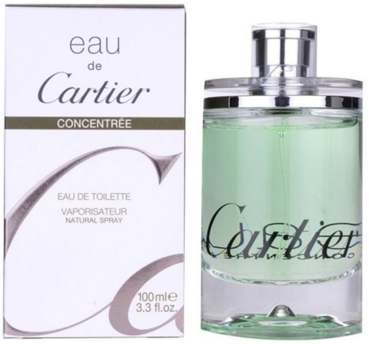 CARTIER Cartie Eau de Cartier Concentree 100ml