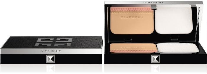 Givenchy Teint Couture Fond De Teint Compact Haute Tenue SPF 10 No.4 Elegant Beige