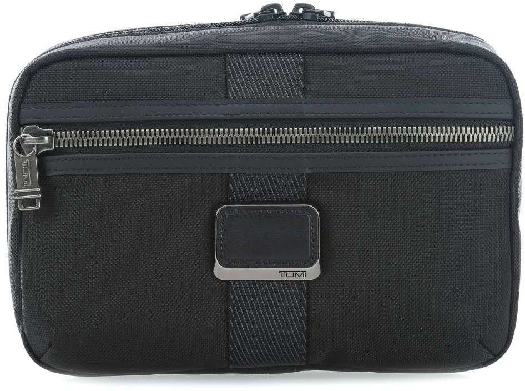 Tumi ALPHA BRAVO Reno Toiletry Bag, Black 0232391D