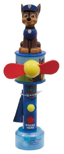 Candy Rific Paw Patrol Cool Fan with Candy 6gr
