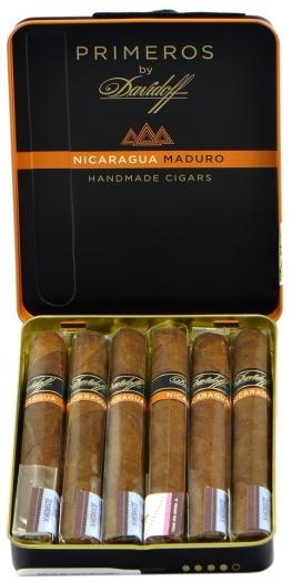 Davidoff Primeros Nicaragua Maduro 6s