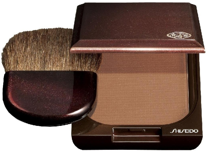 Shiseido The Makeup Natural Glow Bronzing Powder 12g