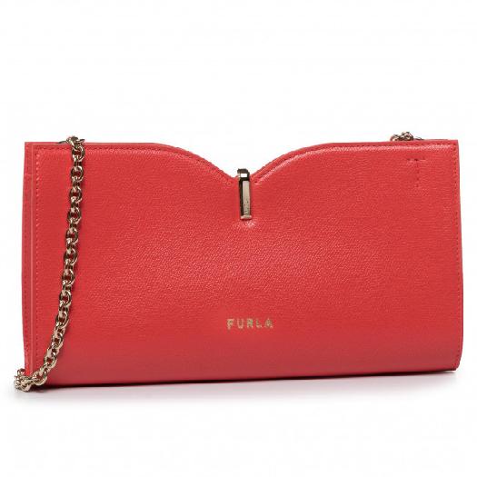 Furla Ribbon Bag, Red 1064015