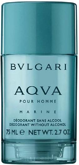 Bvlgari Aqva Pour Homme Marine Deodorant 75ml