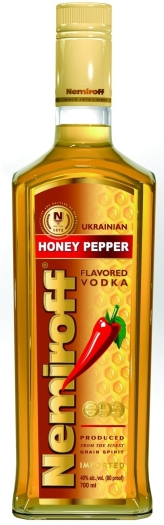 Nemiroff Honey Pepper 1L