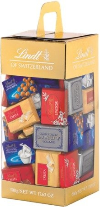 Lindt Napolitains Confectionery 500g