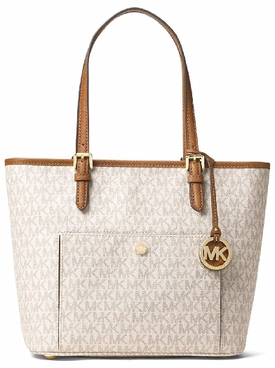 Michael Kors Jet Set Travel Logo Tote