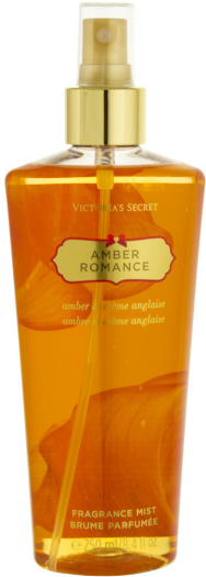 Victoria's Secret Fantasies Mist Amber Romance Body mist 250ml