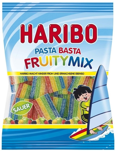 Haribo Pasta Basta Fruity Mix 450g