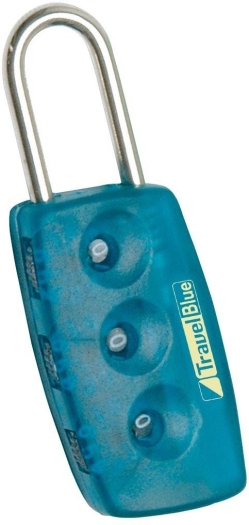 Travel Blue 038 TSA Lock